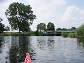 Photo: brug bij Laar 5169