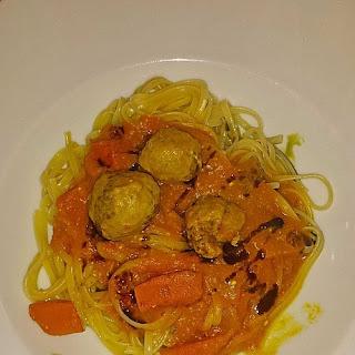 Halloween - Spaghetti