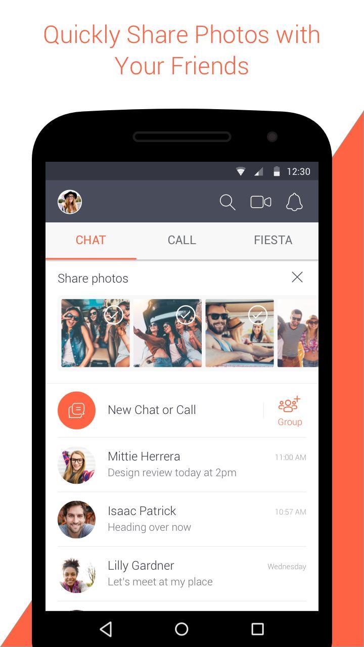 Tango - Free Video Call & Chat screenshot #6