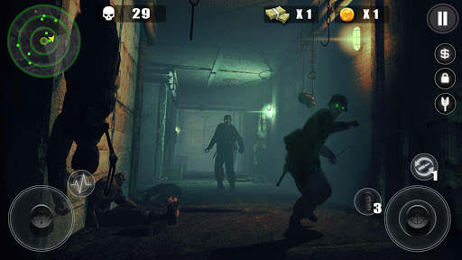 Download Zombie Hitman-Survive from the death plague MOD APK 9
