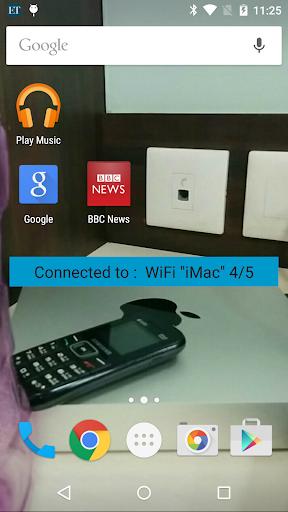 Network Info Widget
