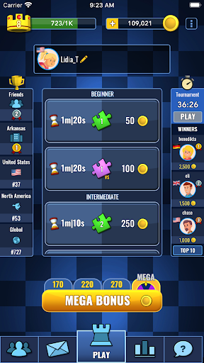 Chess Regal  captures d'écran 2