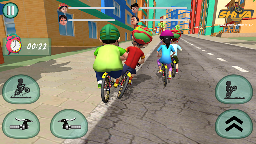 Shiva Bicycle Racing 2.2 screenshots 2