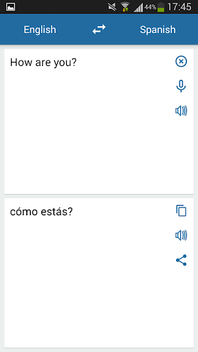 Spanish English Translator 2.5.2 screenshots 2