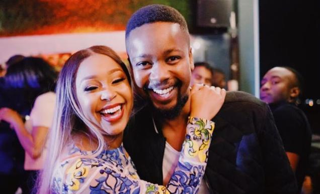 Minnie Dlamini's brother Khosini has died