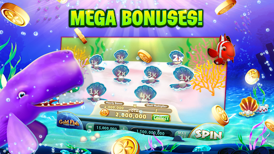 Gold Fish Casino Slots – Free Online Slot Machines Apk Download For Android and iPhone 3