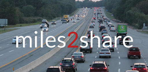 miles2share is creating a ride-sharing community by making it easy & flexible