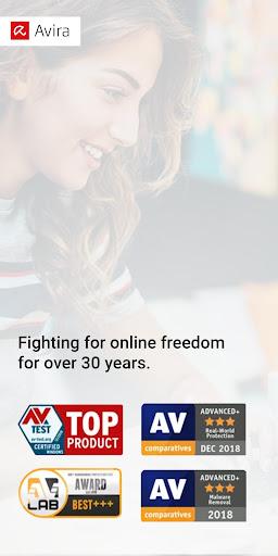 Avira Antivirus 2020 - Virus Cleaner & VPN screenshot 1