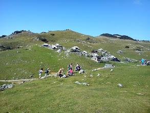 Photo: desno u daljini je vrh Gradisce