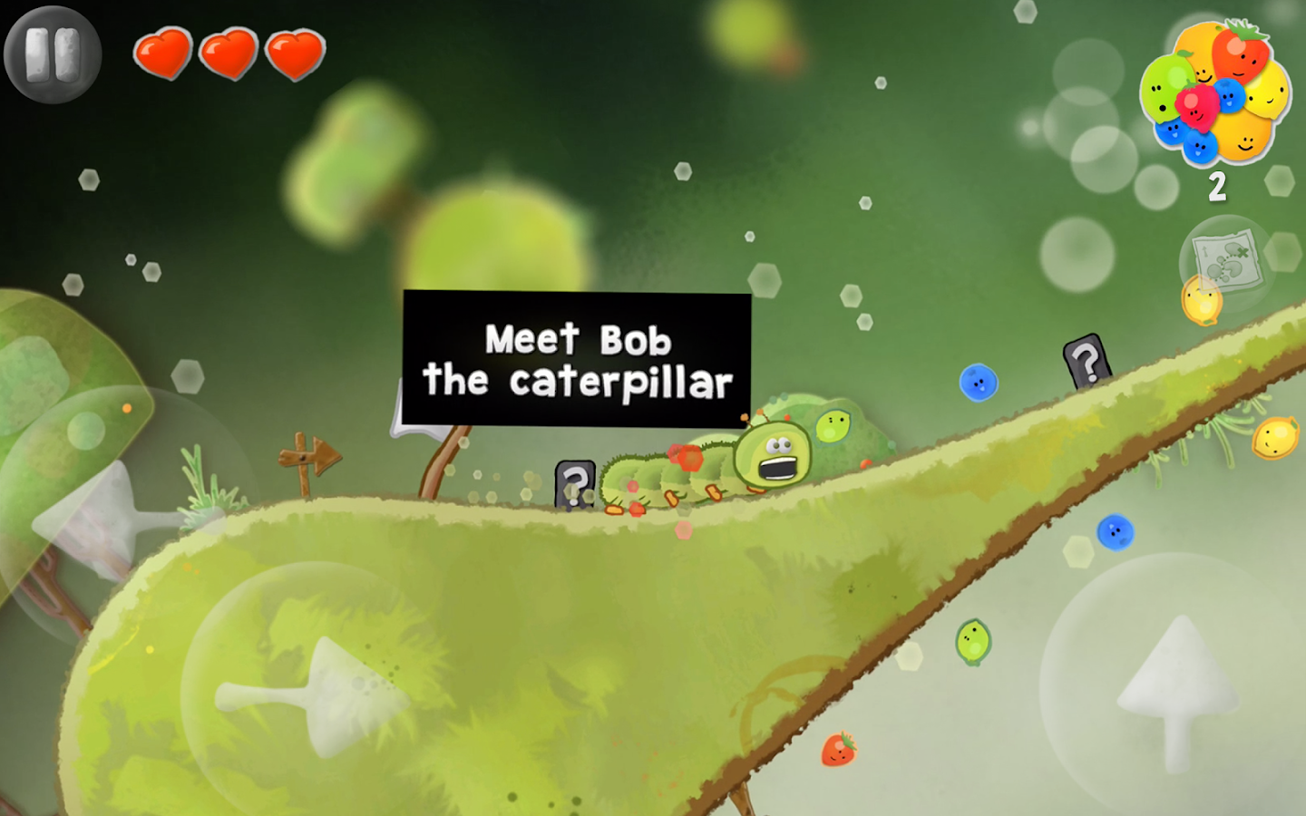 Caterzillar- screenshot