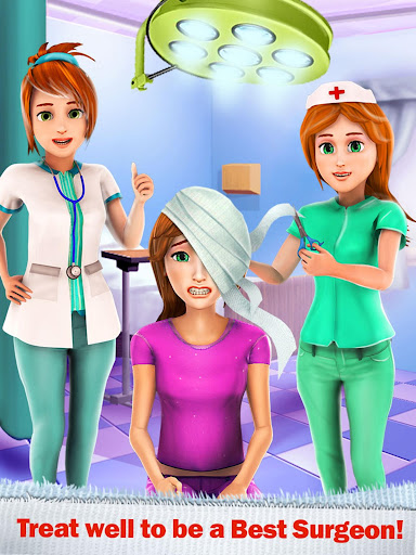 Girls Plastic Surgery Doctor 1.4 screenshots 11