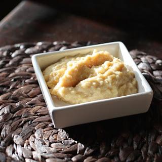 Chickpea + White Bean Dip.