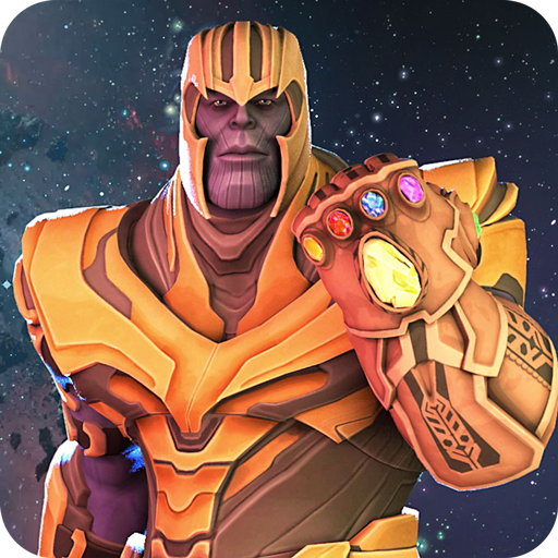 Thanos Vs Avengers Superhero Infinity Fight Battle 1.0