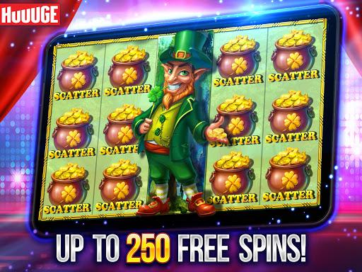 Slots - Huuuge Casino: Free Slot Machines Games screenshot 14