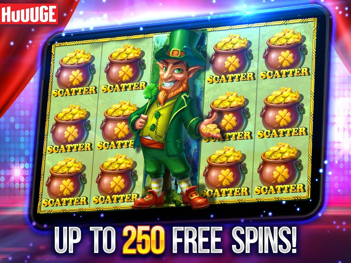Slots - Huuuge Casino: Free Slot Machines Games- screenshot
