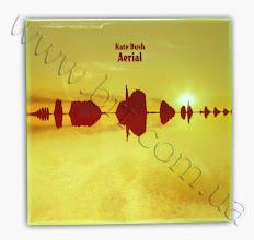 Photo: Kate Bush. Альбом Aerial. Печать на керамике для радио Гала