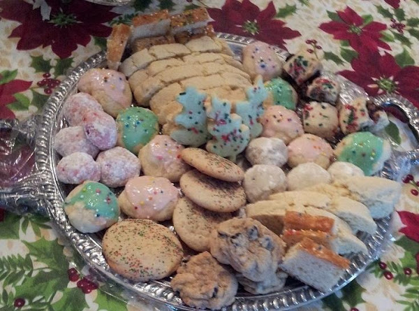 Mom's Sugar Cookies Recipe
