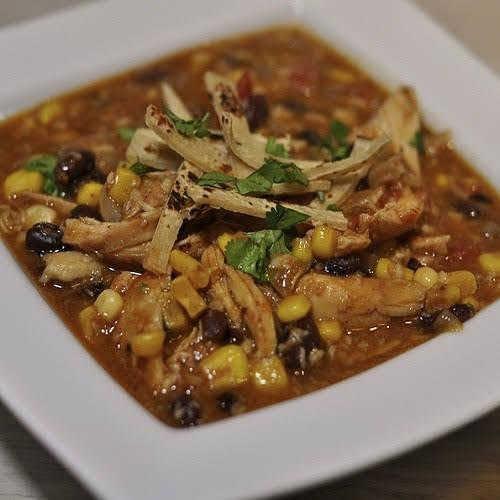 Applebee's Chicken Tortilla Soup
