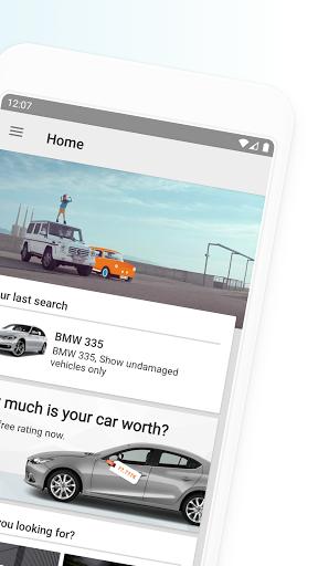 mobile.de – Germany's largest car market 8.11.1 screenshots 2