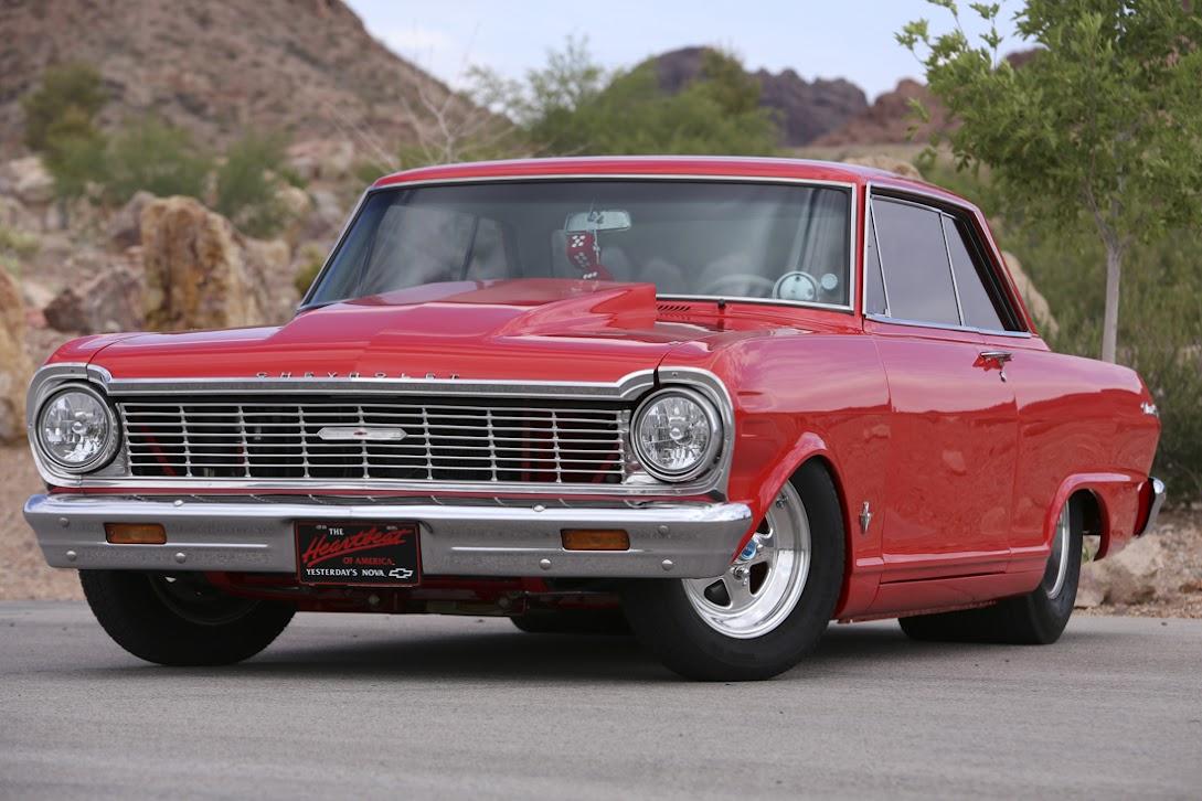 19650000 Chevrolet Nova EXTREME PRO-STREET STREET ROD SS ...