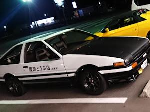 スプリンタートレノ AE86 鹿屋のハチロクのカスタム事例画像 イッコー&茶ひげさんの2019年07月31日23:49の投稿