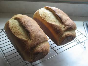 POTATO WHEAT BREAD