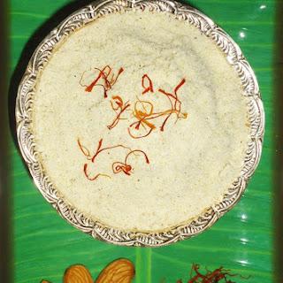 Homemade Almond | Badam Milk Powder