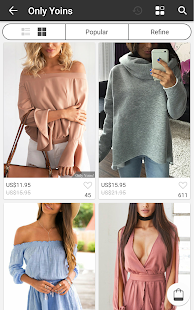 Yoins Shopping-Women Fashion Clothing- screenshot thumbnail