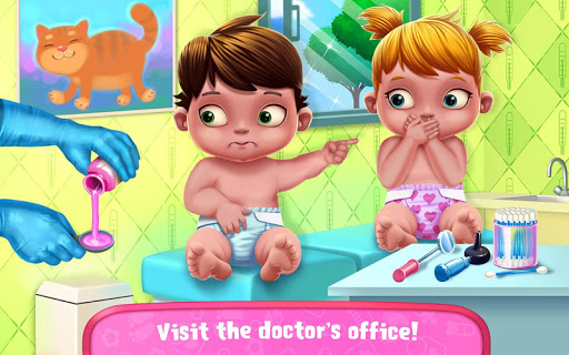 Baby Twins - Newborn Care  screenshots 8