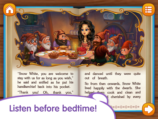 Snow White and Seven Dwarfs 1.0.0 screenshots 13