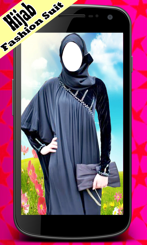 Hijab Fashion Maker New- screenshot