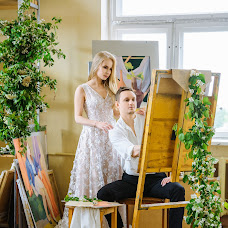 Wedding photographer Anna Trubicyna (annatrubitsyna). Photo of 08.06.2018