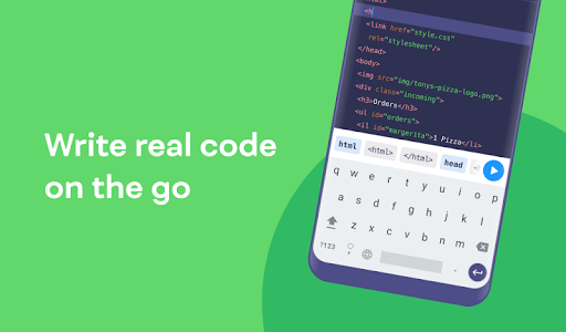 Mimo: Learn coding in HTML, CSS, JavaScript & more 2.26.1 screenshots 2