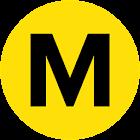 Cashback service Megabonus icon