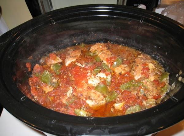 Crockpot Italian Chicken Recipe