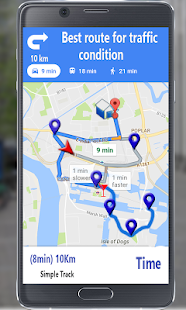 GPS Personal Route Tracking : Trip Navigation - náhled
