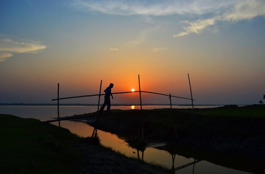 by Dipankar Singha - Landscapes Sunsets & Sunrises