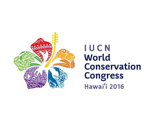 Logo IUCN WCC 2016