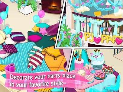 Crazy BFF Girls PJ Night Party 1.4 Mod APK Latest Version 3