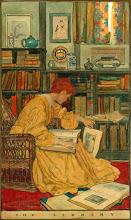 "Photo: Elizabeth Shippen Green, ""La biblioteca"" (1905)"