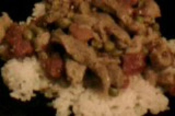 Peas & Pork Recipe