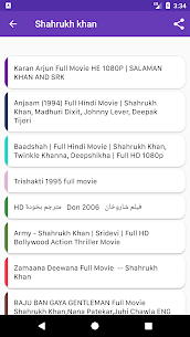 Free Bollywood Movies – New Release App Download For Android 4