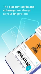 iDiscount Card Holder- screenshot thumbnail