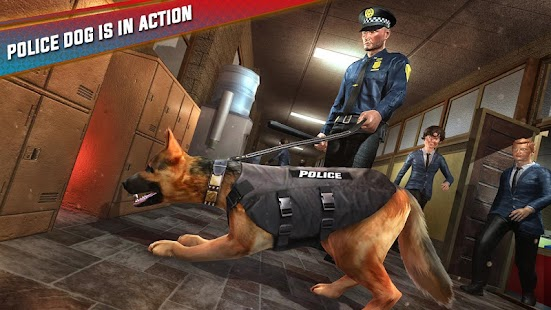 High School Police Hero Dog- screenshot thumbnail