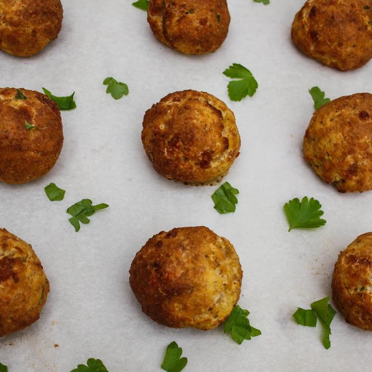 Spicy Lentil Meatballs