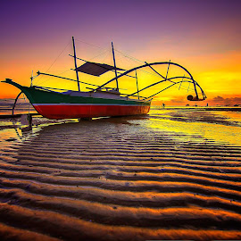 palawan by Catalino Adolfo   Jr. - Transportation Boats ( boats, transportation )