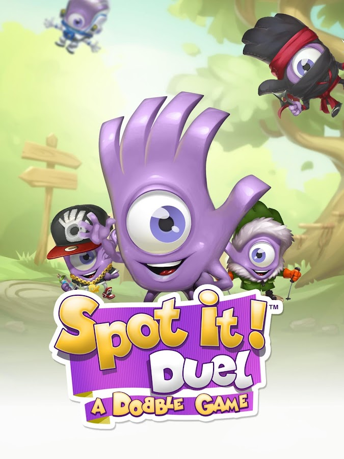 Spot it - A card game to challenge your friends- screenshot