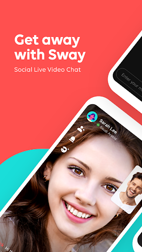 Sway - Social Live Video Chat - screenshot