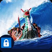 AppLock Theme Dragon Boat