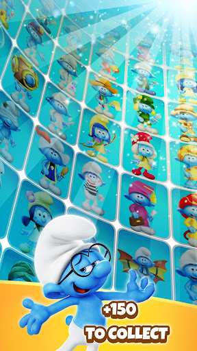 Smurfs Bubble Shooter Story apkdebit screenshots 3